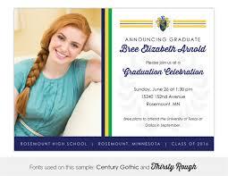 Graduation Invitations Cards Rosemount High Graduation Invitations And Announcement Cards