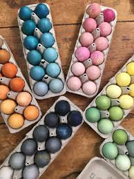 natural easter egg dying is fun and simple tips from our friends