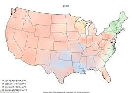 How To Pronounce Cabinet Ya U0027ll You All Or You Guys Dialect Maps Showcase America U0027s Many