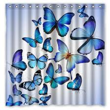 Blue Butterfly Curtains Discount Butterfly Design Curtain 2017 Butterfly Design Curtain
