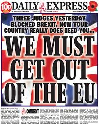 mail front page enemies of the people