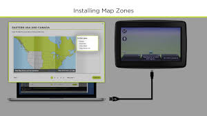 Tomtom North America Maps Free Download by How To Install Map Zones Using Mydrive Connect Usa Canada