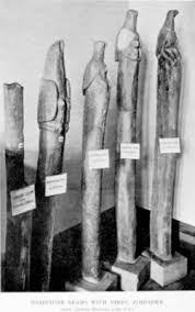 Zimbabwe Soapstone Carvings Interesting Images From Precolonial And Early Colonial Africa