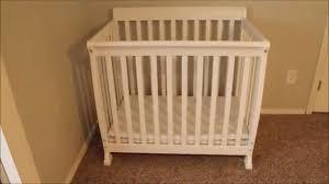 Best Mini Crib Mini Cribs Rustic Bedroom Furniture Walmart Wheel Mini