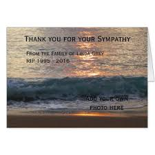 thank you for sympathy card writing condolence thank you notes
