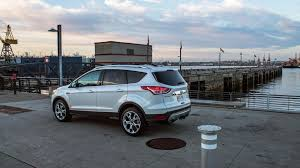 ford crossover 2016 2016 ford escape titanium test drive review