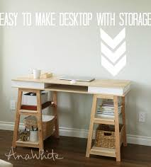Free And Easy Diy Furniture Plans by 135 Best Office Tutorials Images On Pinterest Woodworking
