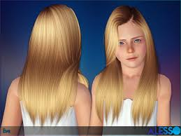 hair color to download for sims 3 anto s alesso eve hair child