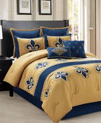 Macy S Comforter Sets On Sale Toulouse 8 Pc Comforter Set Created For Macy U0027s Bed In A Bag