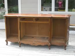 transformer un meuble ancien bahut régence à relooker accompagné de sa table patines u0026 couleurs