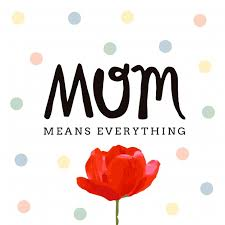 happy mothers day card vector free