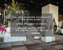 wedding show join us for the annual mazzone hospitality wedding and bridal show