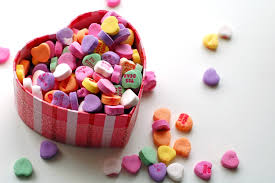 valentines hearts candy happy valentines day candy hearts s day info