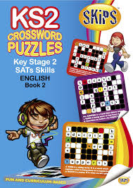 skips crossword puzzles key stage 2 sats english skips