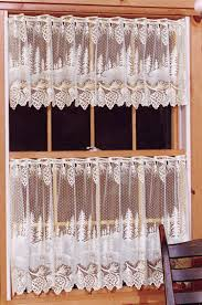 Pine Cone Lace Curtains Pine Cone Lace Curtains Instacurtains Us