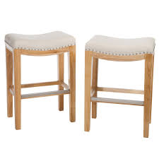 Best Selling Home Decor Decorating Best Selling Andres Backless Counter Stools With White