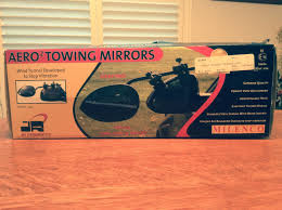 Aero2 Towing Mirrors By Milenco Talk Of The Villages