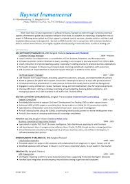 Proprietary Trading Resume Example Warehouse Manager Resume Examples Template Design