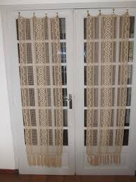 lace curtain for door decorate the house with beautiful curtains