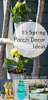 Outside Easter Decorations Ideas by 119 Best Spring Porch Decorating Ideas Images On Pinterest Porch