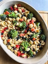 easy pasta salad quick and easy pasta salad upbeet and kaleing it