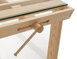 banc extendable table by linfa design gadget flow