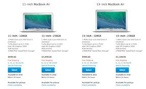 apple u0027s new macbook air is its cheapest one ever huffpost