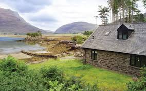 about the boat house the torridon
