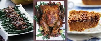 foodie thanksgiving menu popsugar food