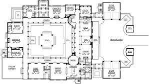 georgian style house plans plan 95 107