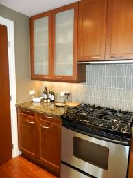 kitchen cabinets with glass doors modern cabinets