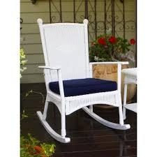 Outdoor Bistro Chair Pads Navy Blue 17 Inch Round Indoor Outdoor Bistro Chair Fireside