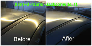 lexus body shop jacksonville fl mazda rx8 roof dent repair dent o matic jacksonville fl