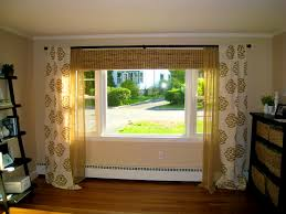 apartments heavenly modern window treatments for bay windows