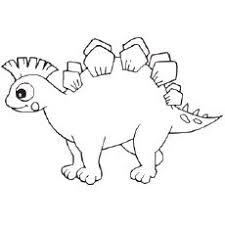 25 free printable unique dinosaur coloring pages