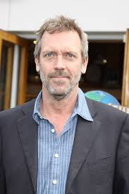 hugh laurie wife