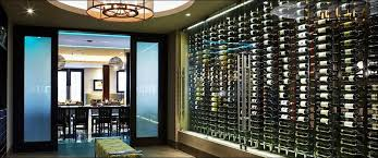 dining room awesome wine bottle storage floating wine rack metal