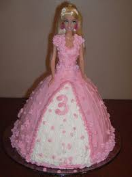 talented terrace girls wild card wednesday barbie birthday cake
