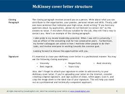 Mckinsey Resume Template Fantastic Consulting Cover Letter Sample 15 Mckinsey Cv Resume Ideas