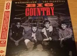 big country the essential big country cd album at
