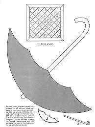 umbrella diagram template free download clip art free clip art