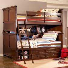cool kids room decorating ideas custom home design kids bedroom furniture elegant dark brown wooden bunk bed with full bookcase storage design wonderful bookshelf
