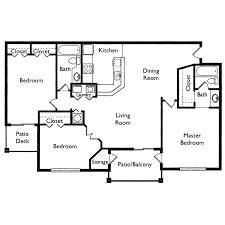 jacksonville fl apartment the meridian floorplans