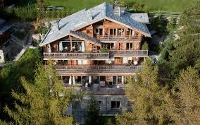 high end luxury ski holiday in verbier