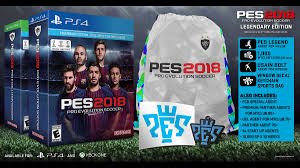 legendary edition special bonuses and items revealed pes pro