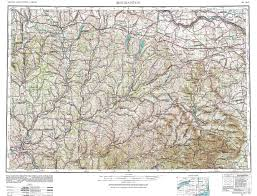 Warwick New York Map by New York Topo Maps Topographic Maps 1 250 000