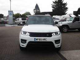 land rover sport 2015 used 2015 land rover range rover sport v8 autobiography dynamic