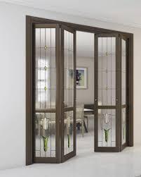 folding door glass interior door folding wooden glass elegance alessandra