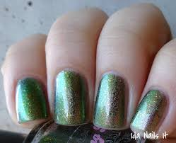ida nails it darling diva polish st patrick u0027s day collection