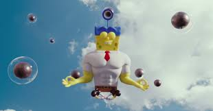 the spongebob movie sponge out of water u0027 trailer is better than